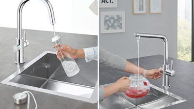 Wasser neu erfunden
